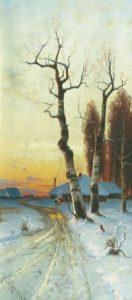 Zimnii les