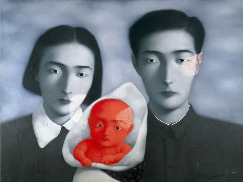 Фотография большой семьи №1